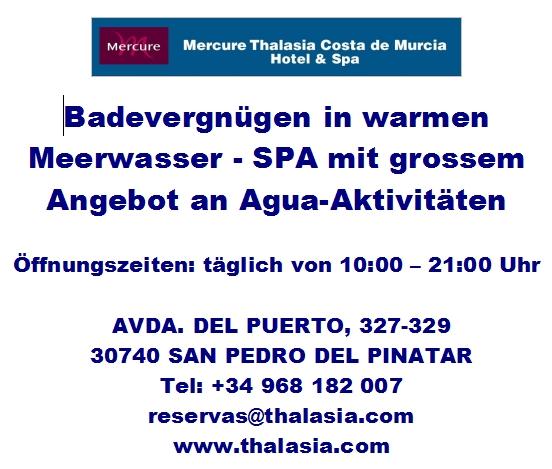 Hotel & SPA Thalasia San Pedro