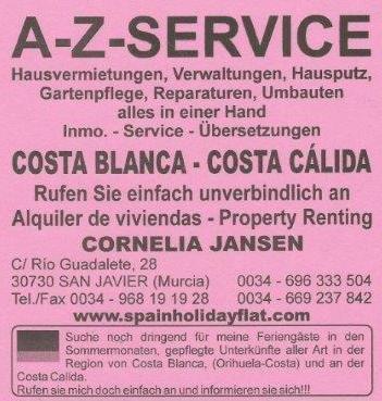 A-Z Service